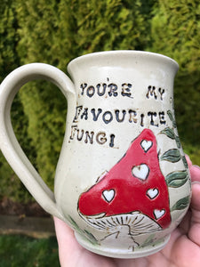 You're my favourite fungi