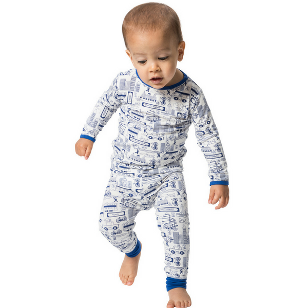 Children's sleepwear for changing seasons