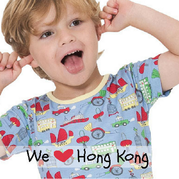 Our Hong Kong collection designs
