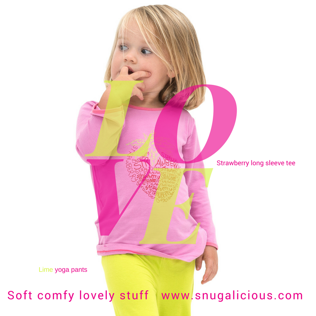 lovely designer bamboo pyjamas for girls