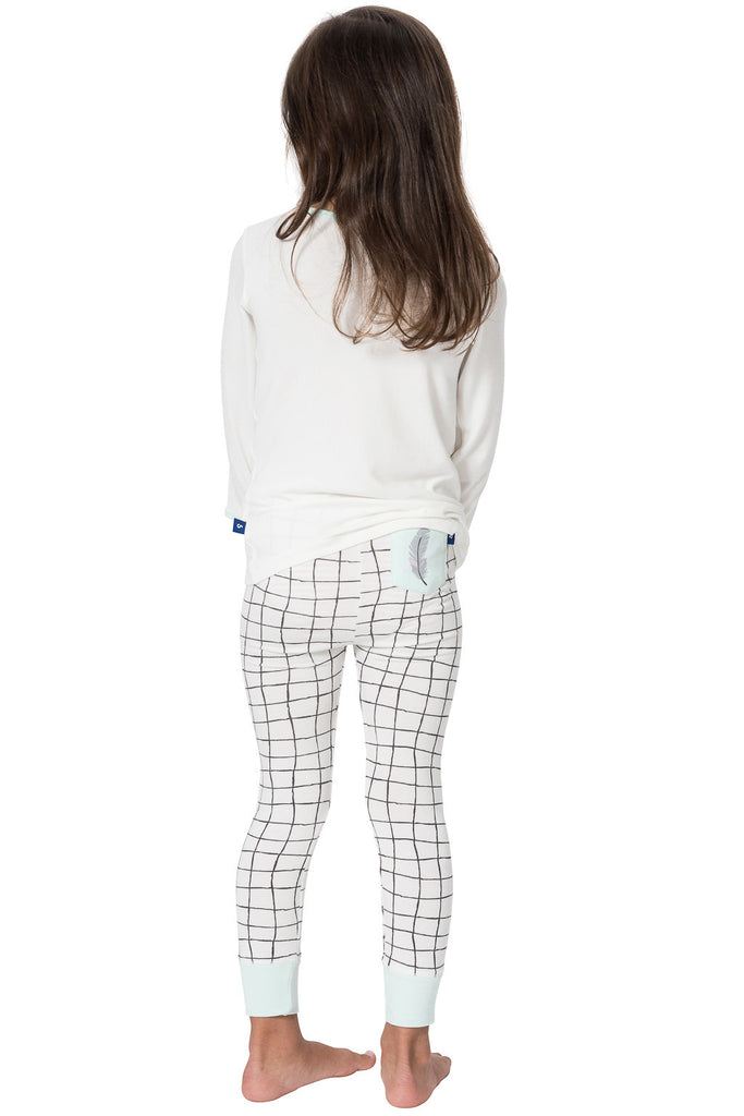 Snug-a-licious snug as a bug dream catcher bamboo long johns
