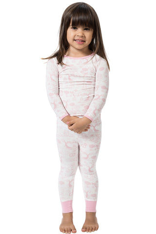 Bamboo long John Pyjamas - Eve's Deer