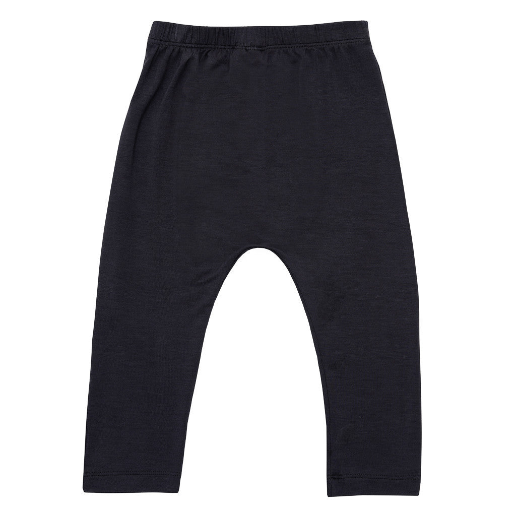 Bamboo lounge Pants - Charcoal grey - SNUGALICIOUS BAMBOO