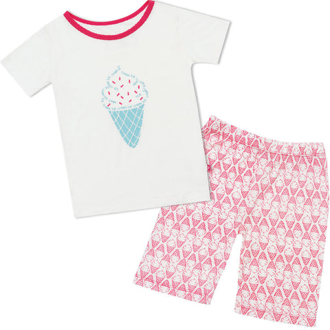 Bamboo onesie - short sleeve -  Dreamcatcher for Tessa
