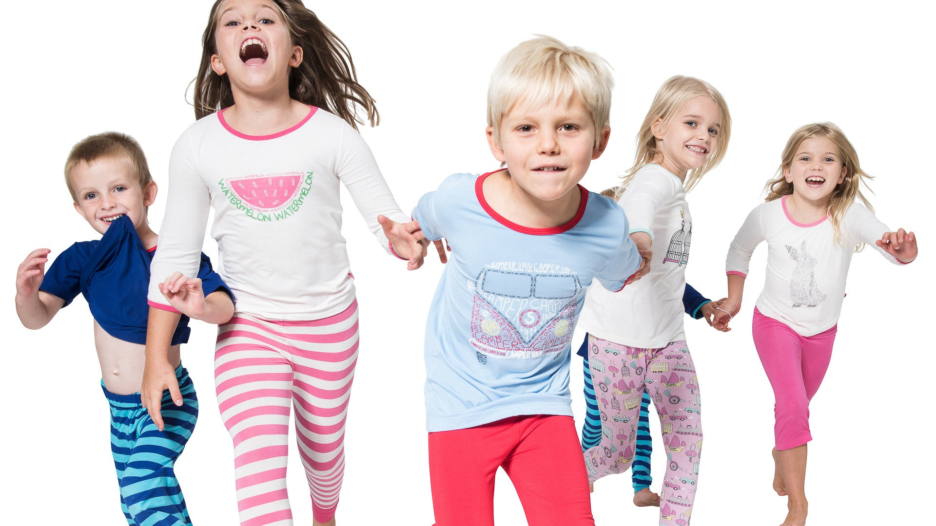 bamboo sleepwear for kids