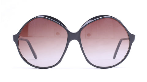 Diana Black Sunglasses