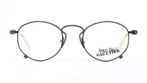 Jean Paul Gaultier 55-1171 Black Frame