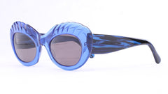Robert La Roche S 138 Blue Sunglasses