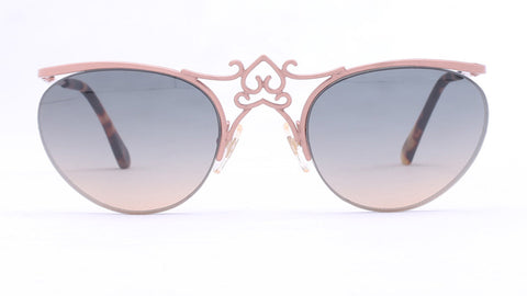 Romeo Gigli RG 34 Coppery Sunglasses