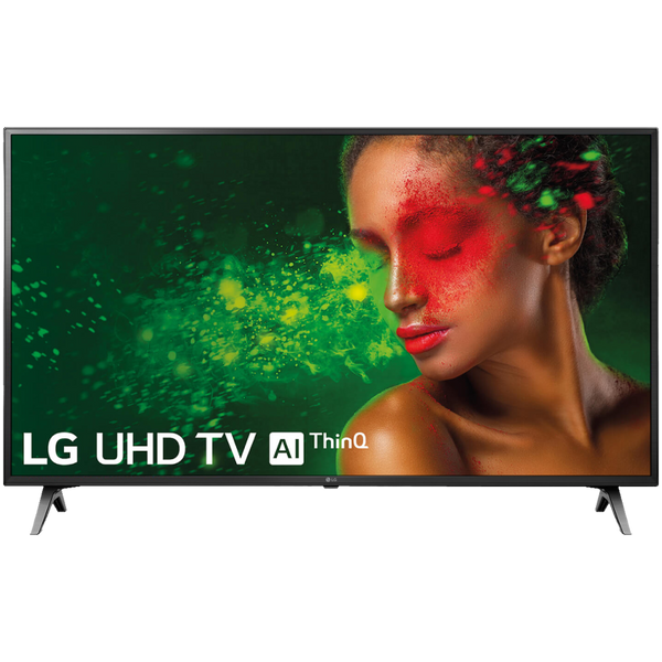 "LG 49UM7000PLA-Smart TV 4K UHD 123 cm (49 "") with Panel IPS (Quad core 10 bit, HDR and Sound Ultra Surround 20 W) Black"