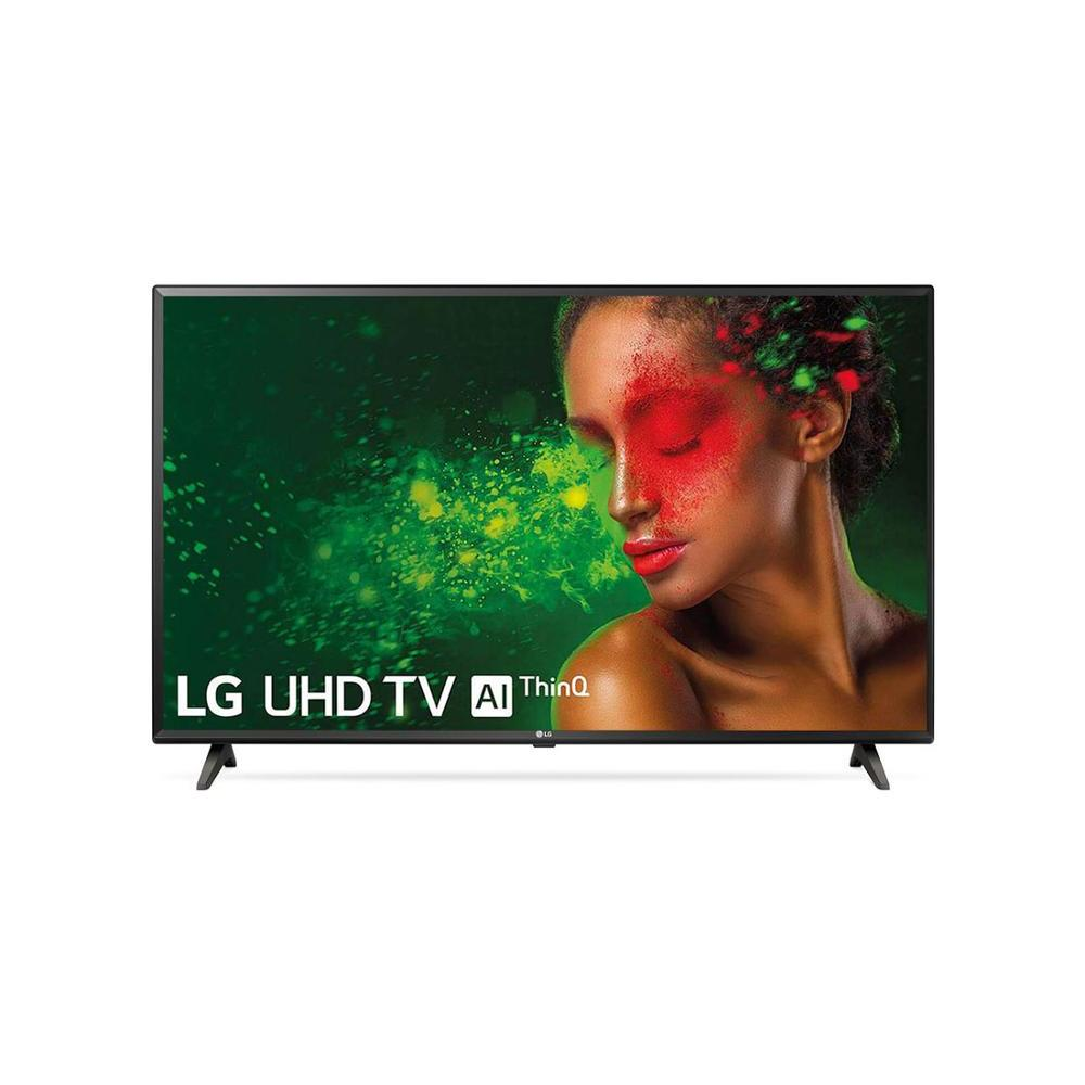 "LG 43UM7000PLA-Smart TV 4K UHD 108 cm (43 "") with Panel IPS (Quad core 10 bit, HDR and Sound Ultra Surround 20 W) Black"