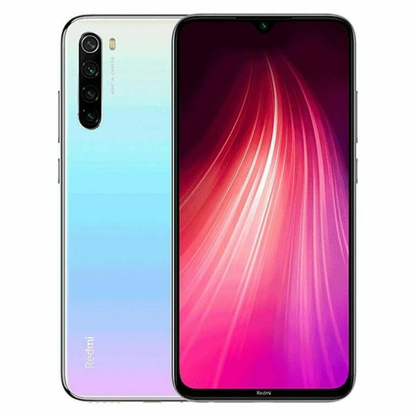 Smartphone Xiaomi Redmi Note 8 6GB Ram Tela 6.53 64GB Camera Quad 64+8+2+2MP