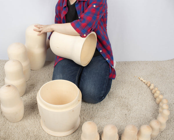 How to Open a Nesting Doll 4
