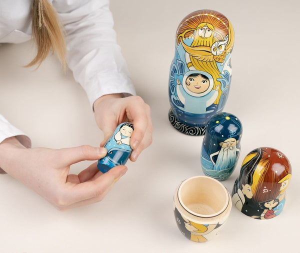 Song of the sea Nesting Dolls