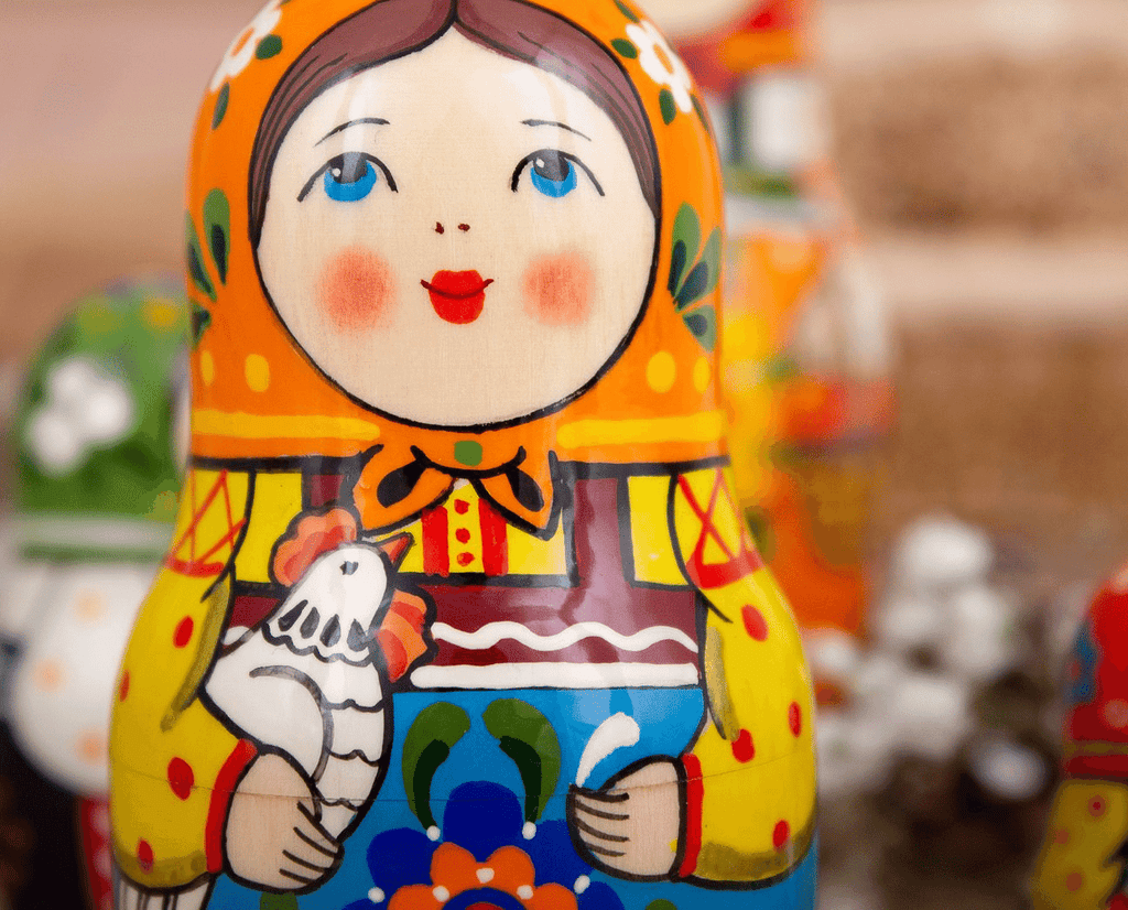 Nesting doll facts