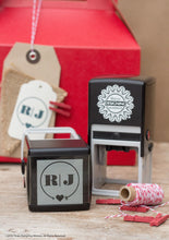 Load image into Gallery viewer, Address Stamp, Return Address Stamp, Address Stamps, Return Address Stamps, Custom Logo Stamp, Custom Rubber Stamp, Monogram, Letter Stamp - Handmade in Harrisburg