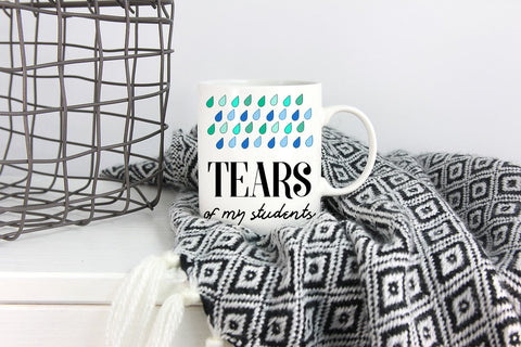 Tears Of My Students - Handmade in Harrisburg