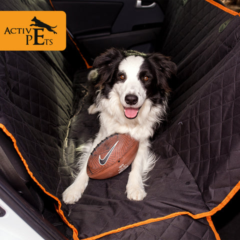 Back Dog Seat Cover