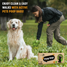 Load image into Gallery viewer, Dog Poop Bag - Active Pets | Car Dog Seat Cover | Dog Leash | Dog Collar