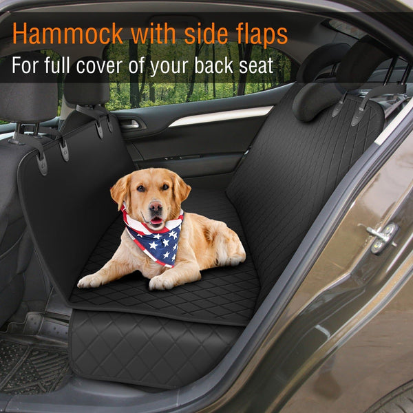 Extra Durable Back Seat Cover - Active Pets