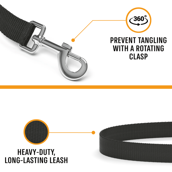 Heavy-Duty Leash - Active Pets