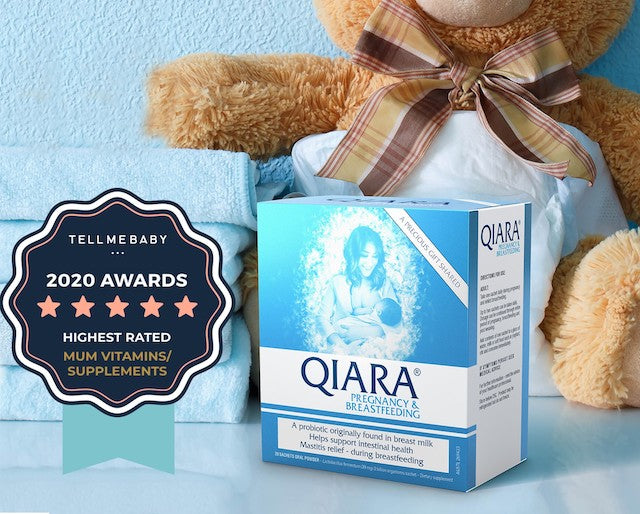 Qiara Pregnancy & Breastfeeding