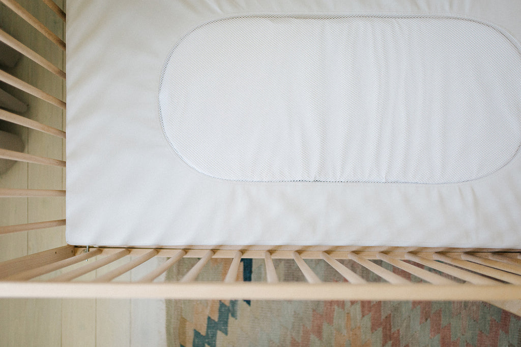 Cot Mattress (with bonus fitted sheet)