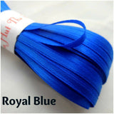 3MM Double Satin Ribbon Width-26 Colours- 5 Metres Lengths-Tying Ribbon