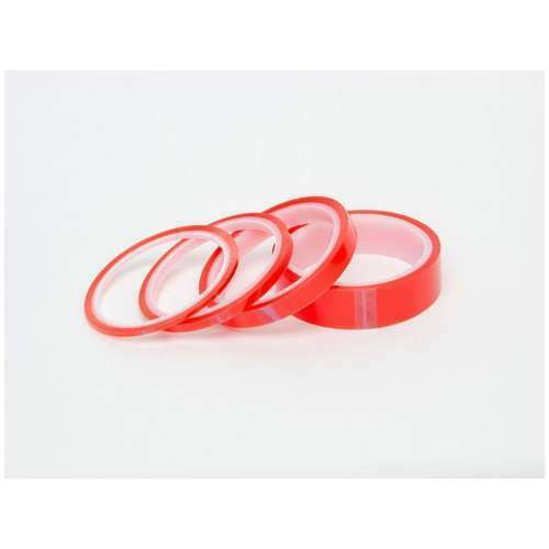 Red Liner Double Sided Super Sticky Strong Clear Craft Tape  6mm,9mm, 12mm, 25mm