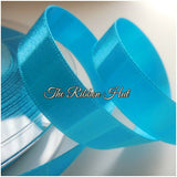 Berisfords Tiger Stripe Ribbon - 15mm/25mm - Per Metre