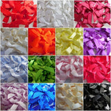 Small 3cm Wide Pre-Tied Bows- Pkt. 10/25/50/100 Bows- Wedding,Embellishment