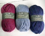 Stylecraft Highland Heathers