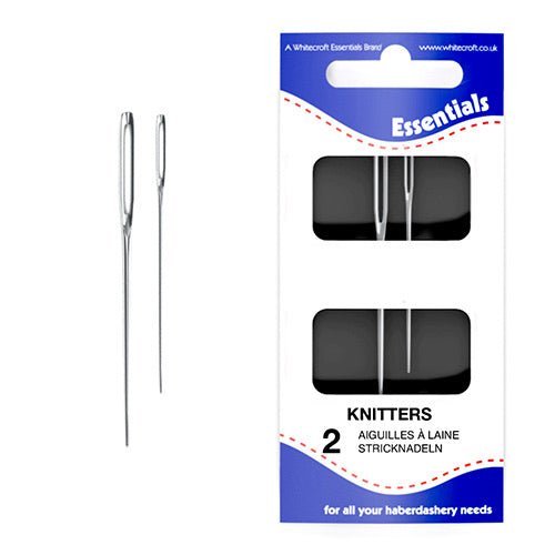Essentials knitters needles