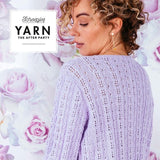 YARN Pattern : THE AFTER PARTY NO.114 BLOSSOM CARDIGAN