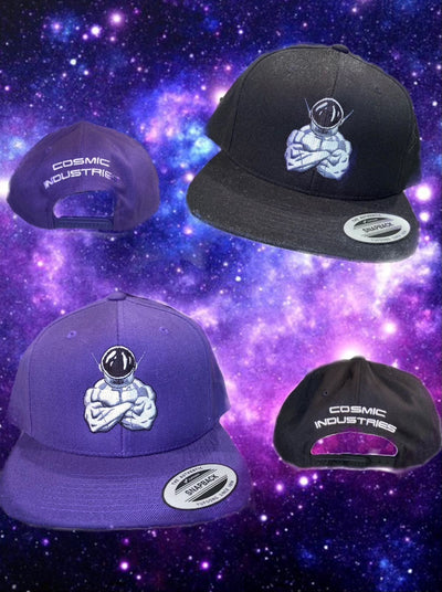 Cosmic Logo Hat