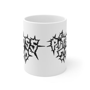 PB2K Spikey Ass Mug Action