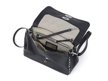 "Laden Sie das Bild in den Galerie-Viewer, Zanellato Damen Handtasche ""Postina S Linea Daily"" in Dark Navy"
