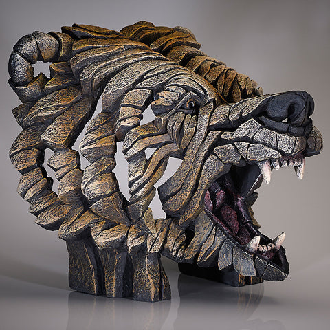 Grizzly Bear Bust - Edge - Antidote Art - 1
