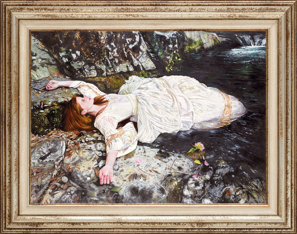 Lying In A Shallow Dream - 2015 - Andrew Kinsman - Antidote Art