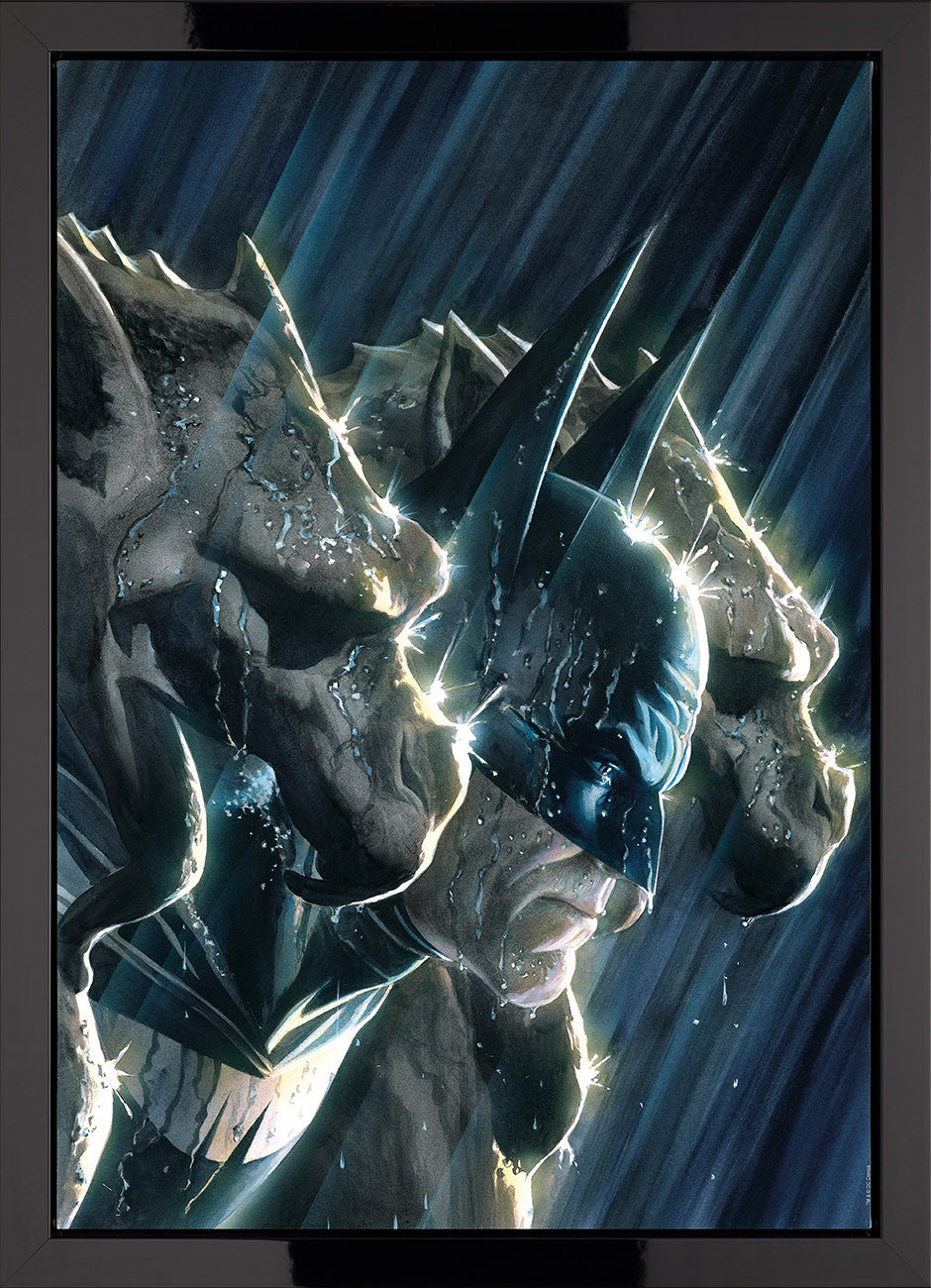 Grim Gargoyles - Box Canvas - 2014 - Alex Ross - Antidote Art