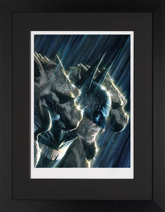 Grim Gargoyles - Giclee Edition - 2014 - Alex Ross - Antidote Art