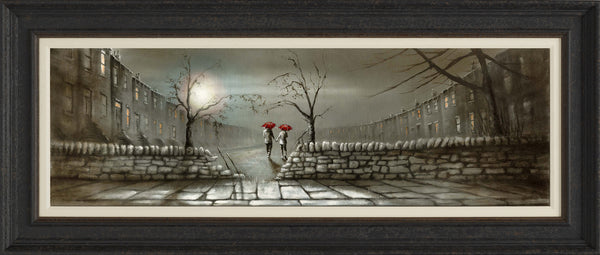 Moonlight Hearts - 2014 - Bob Barker - Sold Out - Antidote Art