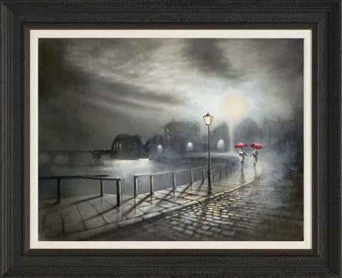 Nice Weather For Ducks - 2014 - Bob Barker - Antidote Art
