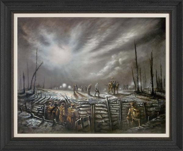 Sod This For A Game Of Soldiers - 2014 - Bob Barker - Sold Out - Antidote Art