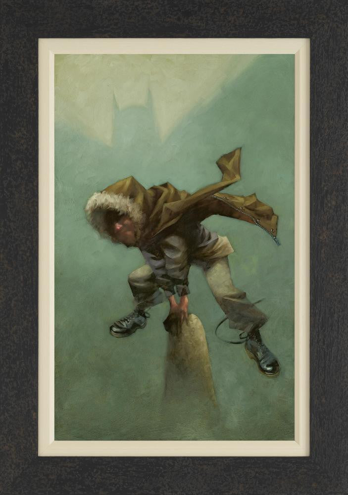 Bat Leap - Craig Davison - Antidote Art