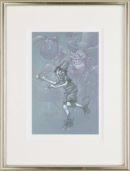 Twinkle Twinkle, Little Bat... - 2015 - Craig Davison - Antidote Art