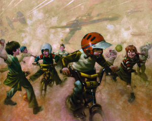 BMX - Wings - 2014 - Craig Davison - Antidote Art