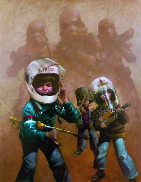 Super Troopers - 2014 - Craig Davison - Antidote Art