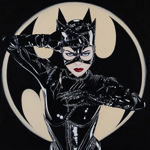 Cat Woman- Marie Louise Wrightson