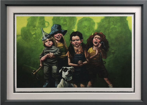 WE'RE OFF TO SEE THE WIZARD BY CRAIG DAVISON